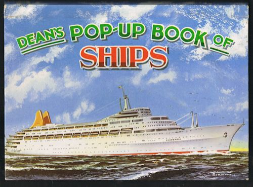 Image for Dean's Pop-Up Book of Ships