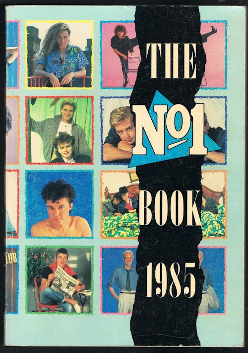 Image for The No.1 Book 1985