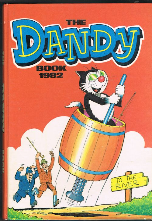 Image for The Dandy Book 1982