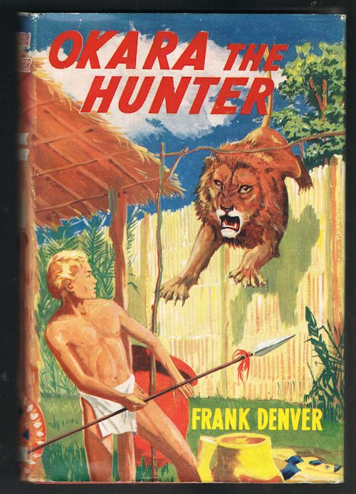 Image for Okara the Hunter