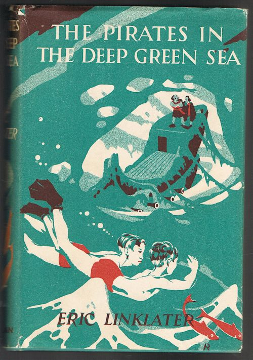 Image for The Pirates in the Deep Green Sea