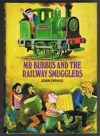 Image for Mr Bubbus and the Railway Smugglers