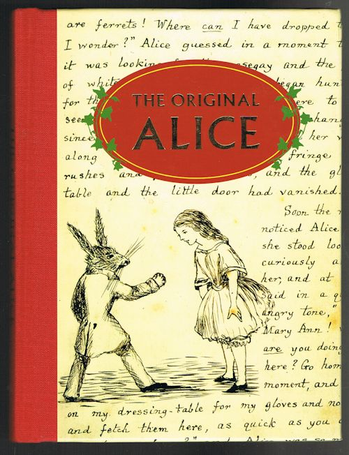 Image for The Original Alice - From Manuscript to Wonderland
