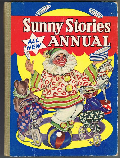 Image for Sunny Stories Annual