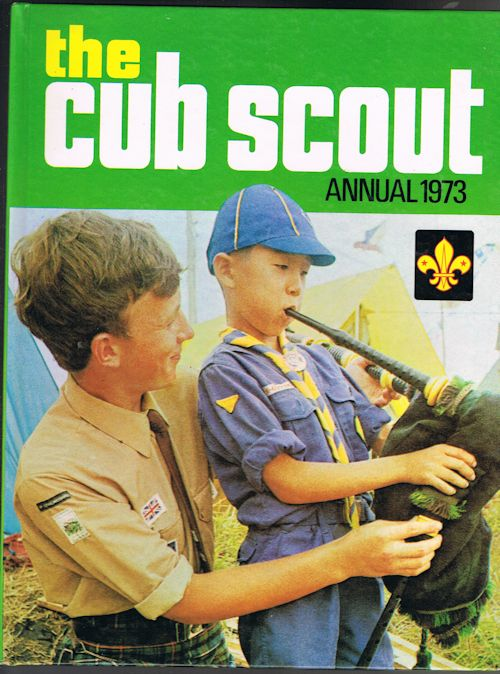 Image for The Cub Scout Annual 1973