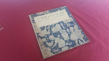 Image for Christmas Pictures by Children with an Introduction By Edmund Dulac