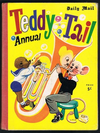 Image for Teddy Tail Annual