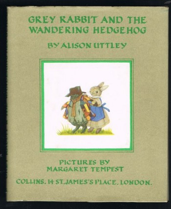 Image for Grey Rabbit and the Wandering Hedgehog
