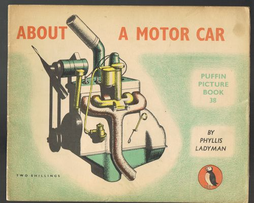 Image for About a Motor Car (Puffin Picture Book 38)
