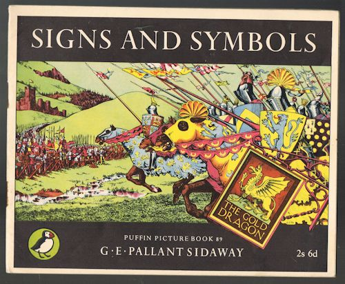 Image for Signs and Symbols (Puffin Picture Book 89)