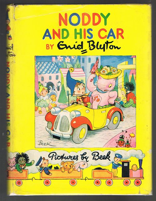 Image for Noddy and His Car (Noddy Library No.3)