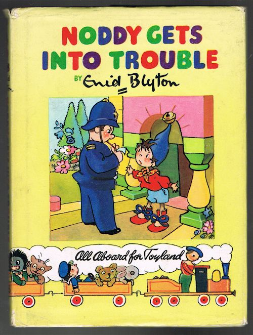 Image for Noddy Gets Into Trouble (Noddy Library No.8)
