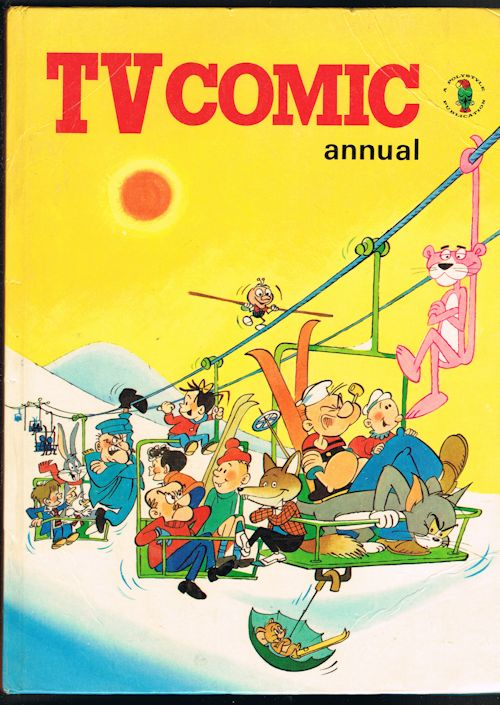 Image for TV Comic Annual 1972