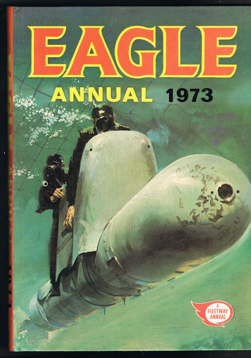 Image for Eagle Annual 1973