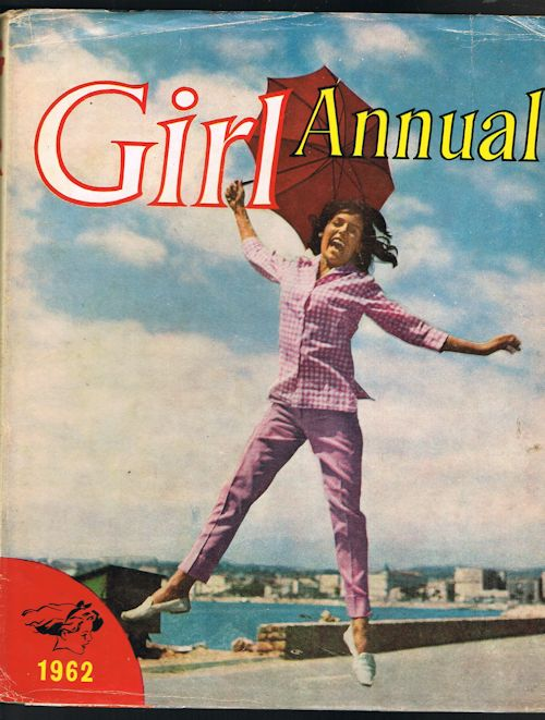 Image for Girl Annual Number Ten [10] 1962