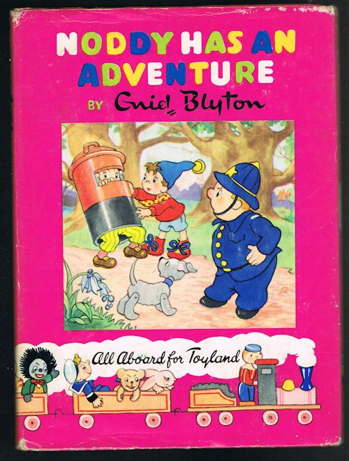 Image for Noddy Has an Adventure (Noddy Library No.17)