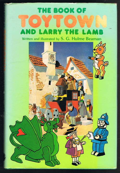 Image for The Book of Toytown and Larry the Lamb