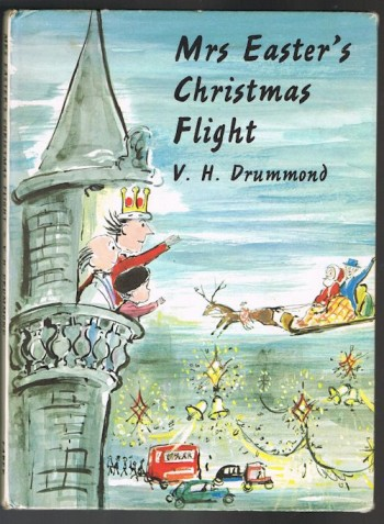 Image for Mrs Easter's Christmas Flight
