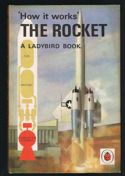 Image for How it Works - The Rocket - Ladybird Series 654
