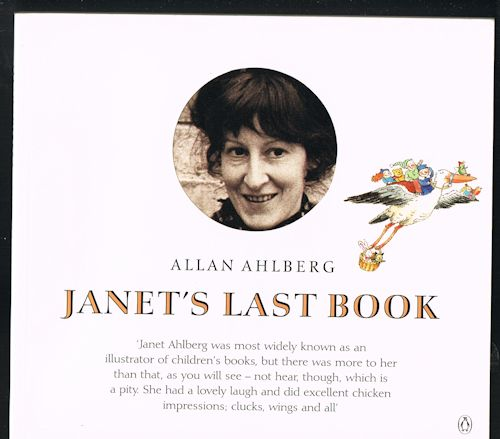 Image for Janet's Last Book: Janet Ahlberg 1944-1994 - A Memento