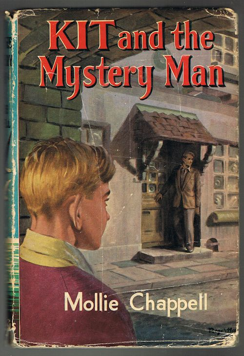 Image for Kit and the Mystery Man