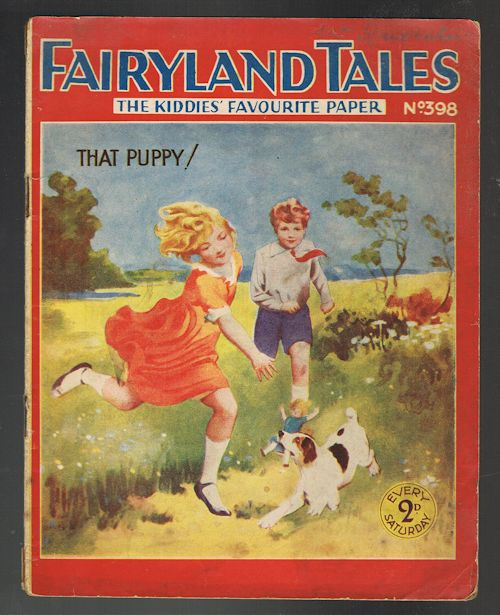Image for Fairyland Tales No.398: That Puppy!
