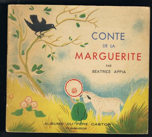 Image for Conte De La Marguerite [The Story of a Daisy]
