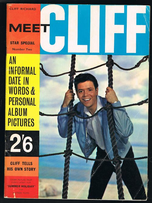 Image for Meet Cliff : Star Special Number Two: Cliff Richard