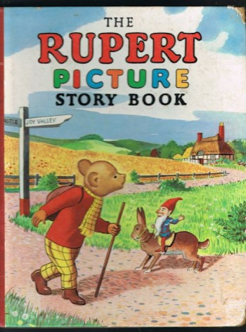 Image for The Rupert Picture Story Book