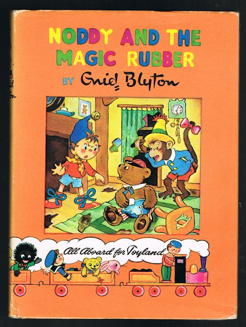 Image for Noddy and the Magic Rubber (Noddy Library No.9)