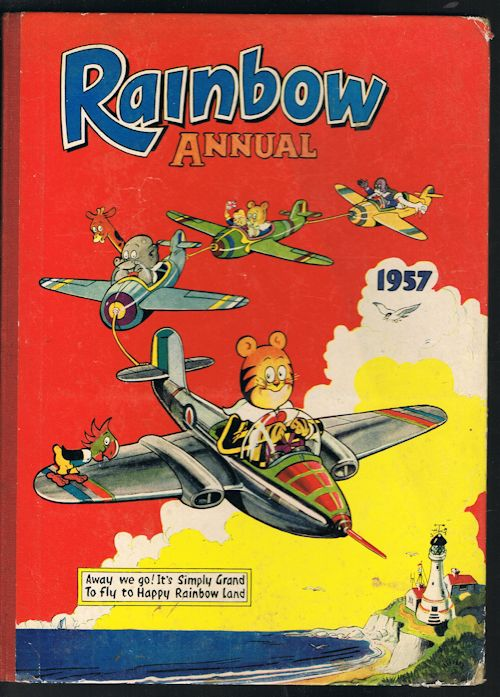 Image for Rainbow Annual 1957