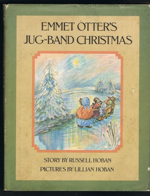 Image for Emmet Otter's Jug-Band Christmas