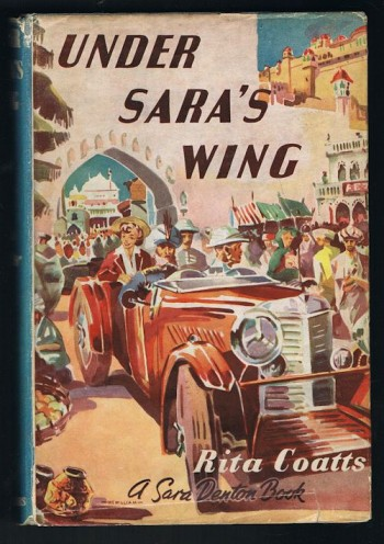 Image for Under Sara's Wing