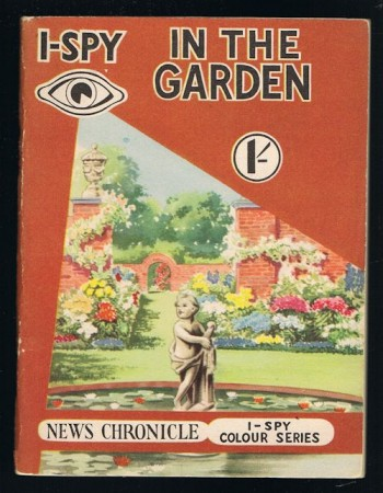 Image for I-Spy In the Garden (I-Spy Colour Series)