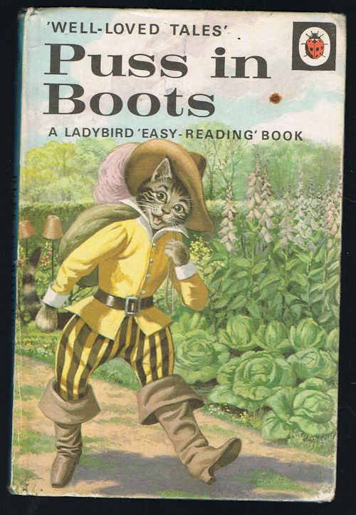 Image for Puss in Boots: A Ladybird Easy-Reading Book