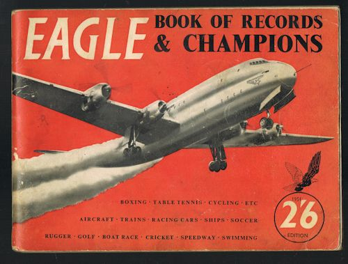 Image for The Eagle Book of Records and Champions