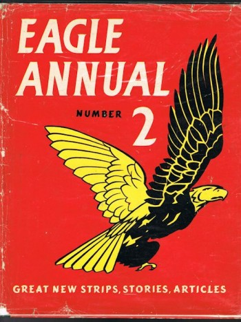 Image for The Second Eagle Annual