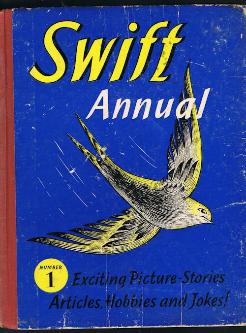 Image for Swift Annual Number One
