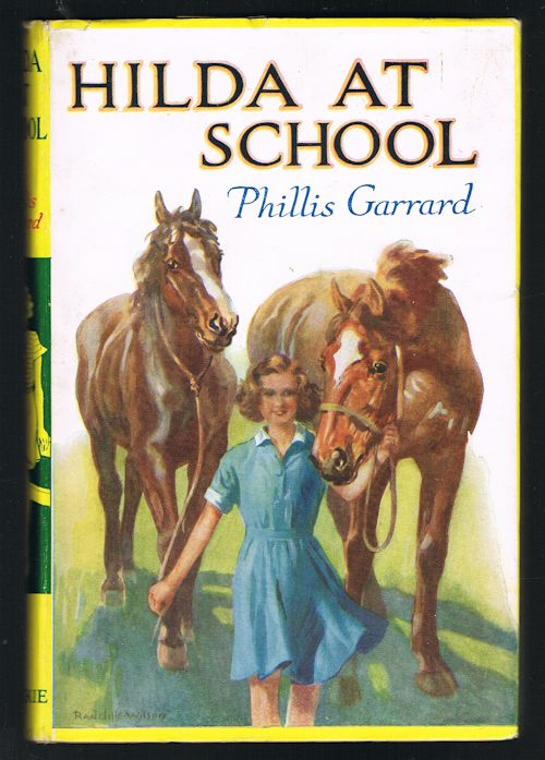 Image for Hilda at School - A New Zealand Story