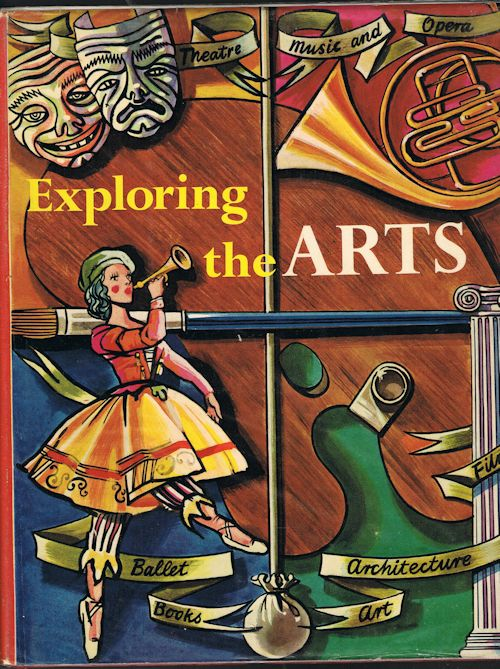 Image for Exploring the Arts
