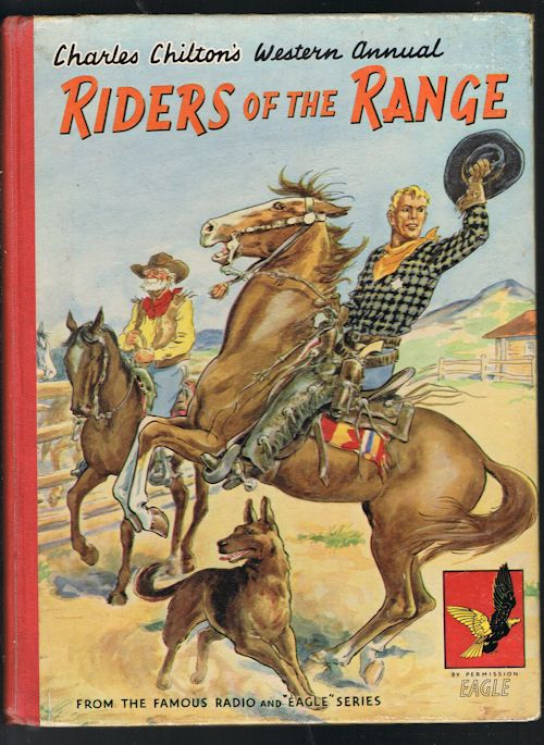 Image for Charles Chilton's Western Annual - Riders of the Range