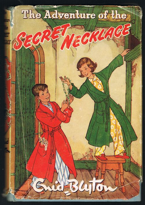 Image for The Adventure of the Secret Necklace