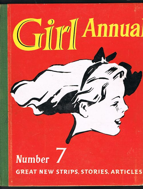 Image for Girl Annual Number 7 (The Seventh Girl Annual)