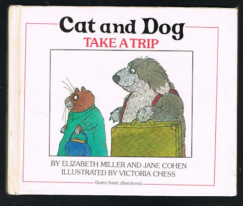 Image for Cat and Dog Take a Trip