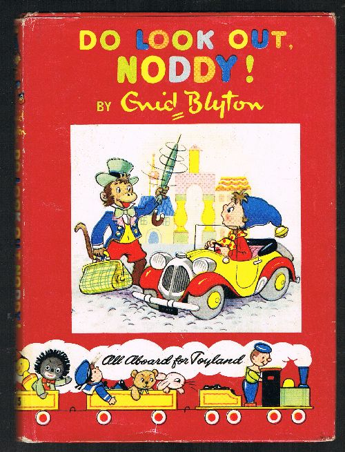 Image for Do Look Out, Noddy! (Noddy Library No.15)