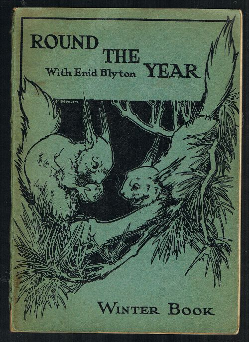 Image for Round the Year with Enid Blyton - Winter Book