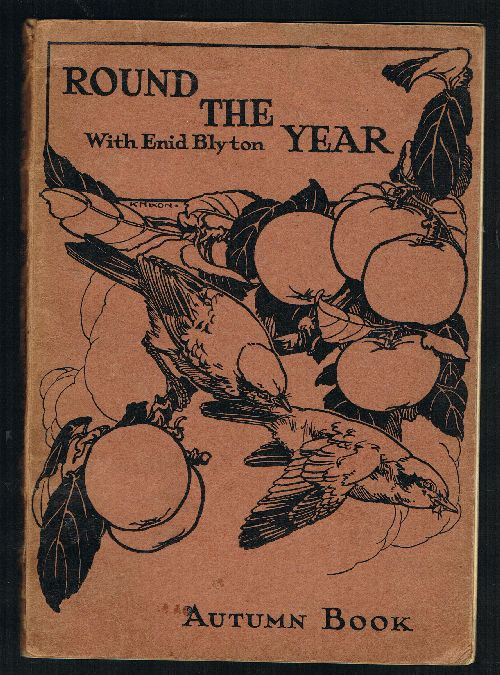 Image for Round the Year with Enid Blyton - Autumn Book