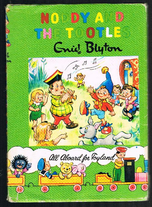 Image for Noddy and the Tootles (Noddy Library No.23)