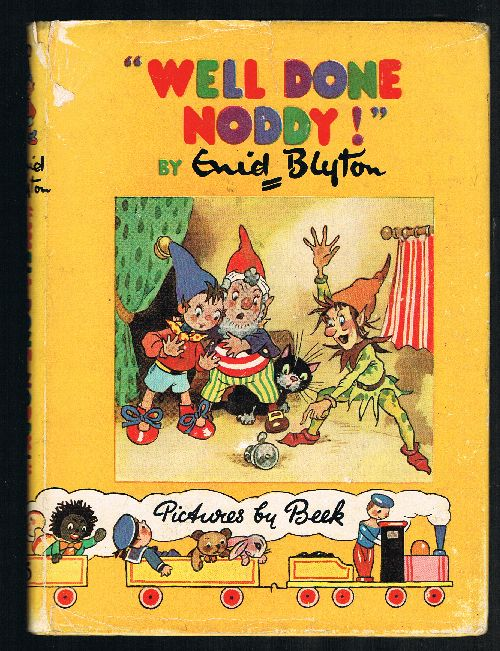 Image for Well Done Noddy! (Noddy Library No.5)