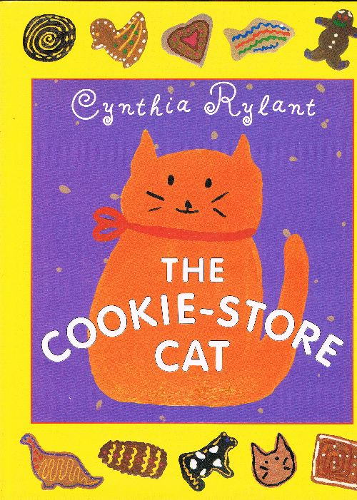 Image for The Cookie-Store Cat